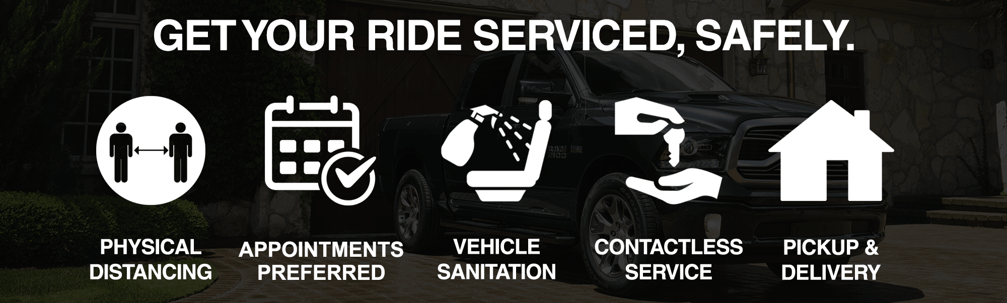 Get Your Ride Serviced Safely at Bustard Chrysler Waterloo